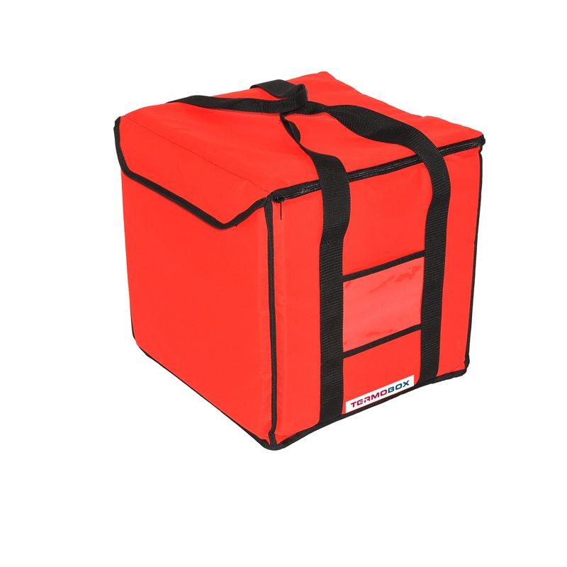 Menu taška 35x35x35 cm nevyhřívaná červená