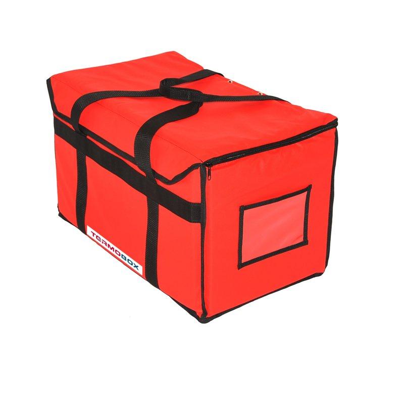 Menu taška 55x30x30 cm nevyhřívaná červená