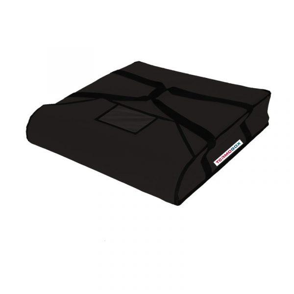 Pizza taška 50x50x12 cm nevyhřívaná černá